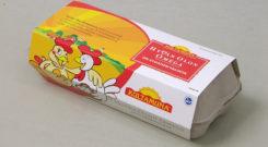 Pakkemaskiner for forbrukerforpakning. bilde